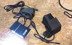 Agm High Power Lampe 8000lmn