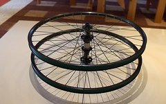 Kore / Alex Rims Laufradsatz  27,5 20x110 12x150