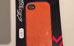 Alpinestars Tech 10 Iphone 4/ 4S Case Orange