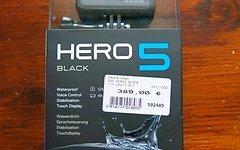 Gopro 5 HERO5 Black NEU inkl. Versand