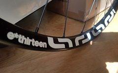 E*thirteen trs+ Laufradsatz
