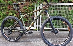 GT Pantera Elite Hope Rock Shox Answer Ryde 27,5 Plus Army Bike