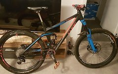 Cube Stereo 160 HPA Race 650b