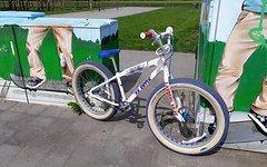 Se Bikes Fatbike BMX Singlespeed 26 Zoll Ripper