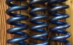 """Ti Springs Blaue Titanfeder - 350 x 3.5"""" für FOX, CANE CREEK, BOS"""