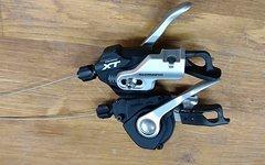 Shimano Deore XT SL-M780 Schalthebel (Paar) 10-fach - I-Spec
