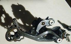 X T R Shadow + Kettenschlagen = 0 Shimano 972 GA-Carbon/Shadow + Neu und nie montiert, Rarität 168 Gramm tuned