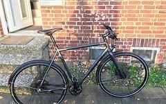 Bicycles CXS Urban Rad, Neu! (Gates Riemen, Alfine 11s, Renthal, Tubus), 60 cm