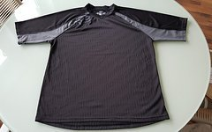 Fox Bike Shirt SS schwarz/grau Gr. L