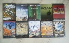 Dvd-Sammlung NWD, Collective, Roam, Unhinged, CKD