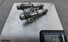 Crankbrothers Eggbeater 2 mit Titanachse 237 Gramm