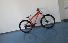 Lapierre Rapt 4X Bike !!! So gut wie nie benutzt