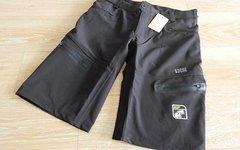 IXS Sever 6.1 BC Shorts Men black Hose