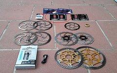 Bontrager Rennrad Seitenzugbremsen Bremsbeläge 2 Paar für Campagnolo