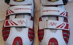 Northwave Aerator 3, Größe 43,5, gebraucht, guter Zustand, für breite Füße