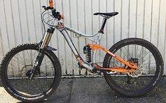 Radon Swoop (Enduro-/ Freeride-Bike)