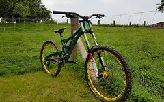 Emanon CAN DH Downhill Gr. L Boxxer World Cup Deemax Ultimate
