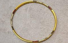 """Sun Rims Single Track gold Felge 24"""" / 32 Loch *NEU*"""