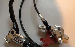 SRAM X0 brakes front & rear