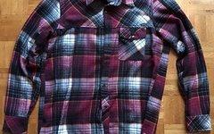O´neill Flanell Shirt warm in Größe M