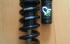 X-Fusion Vector-R 222x70mm