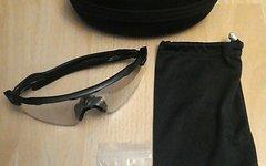 Oakley Radar EV Path Steel / Clear Black Iridium Photochromic OO 9208-13