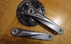 Shimano Kurbel Acera FC-M3000 3x9, 175mm, Neu