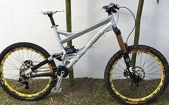 Specialized Rahmen Specialized SX Trail II Gr. M - RAW