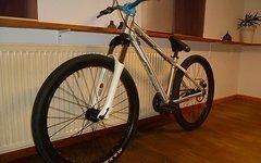 Cannondale Chase, Dirt Bike, Slopestyle, Avid, Marzocchi, Maxxis, SDG, Sixpack