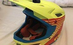 Giro Cipher Fullface Helm Large