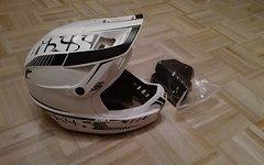 IXS Xact Fullface Helm Gr. XS