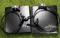 Shimano XTR Bremsenset BR-M9000 Race NEU vo/hi