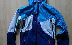Platzangst TT EVO Freeride Jacke, blau