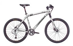 """Cannondale F 600 Furio Dual Assault - """"Cannonball"""""""