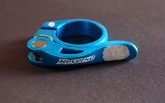 Reverse Components Long Life Sattelklemme 34,9 mm/ hellblau