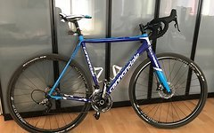 Cannondale SuperX Carbon SRAM Rival Disc 2015
