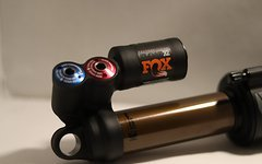 Fox  Racing Shox X2 Float 267x89mm