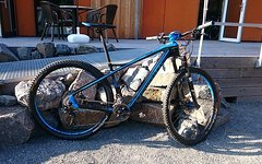 Haibike Greed 9.80, Carbon 2016 in Gr. M