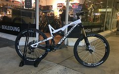 Intense Tracer 27.5 Carbon Palmer Limited Edition