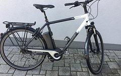 Kalkhoff Herren E-BIKE Touren-Fahrrad mit zwei Akkus, NEUWERTIG SCHNÄPPCHEN-PREIS!