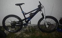 Canyon Torque FRX 2013