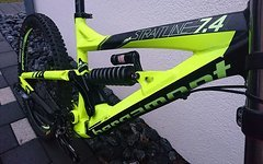Bergamont 7.4 Big Air Downhill Freeride MTB
