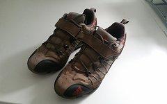 Adidas Schuhe für Klickpedale Gr 42
