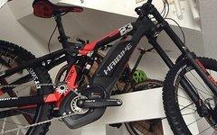 Haibike XDURO Tschugg 23, E-Bike Rahmen, Gr. 42cm Neu