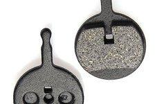 Brakepads.de Bremsbeläge Bremsbelag für Avid BB5 organisch brake pad Disc