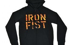 Iron Fist Sweatjacke, Greg Minaars Choice, Gr.M, neu