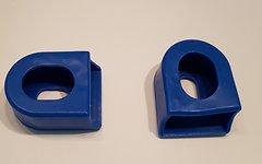 Silicone flex-protect Kurbelschützer Crank Boots *blau*