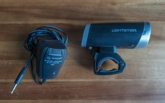 Sigma Lightster Frontleuchte 20 Lux mit Ladegerät