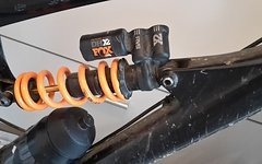 Fox DHX2 216 x 63 mm Dämpfer