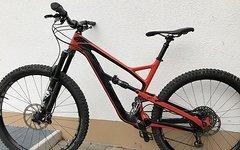 YT Industries JEFFSY 29 CF Pro Größe Rot L - Neuwertig (Garantie)